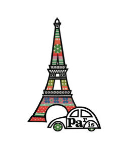 Paris by Jane Foster