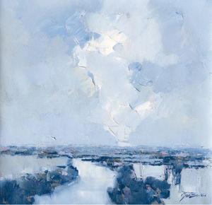 The Thames Near Windsor by Jon Barker