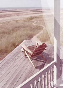 Hamptons II by Malcolm Sanders