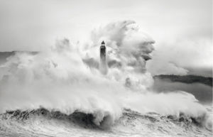 Cantabria Lighthouse I by Marina Cano