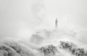Cantabria Lighthouse II by Marina Cano