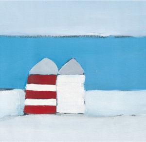 Red Stripe by Heidi Langridge