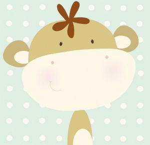 Mini Monkey by Nicola Evans
