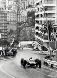 Monaco Grand Prix by Anonymous