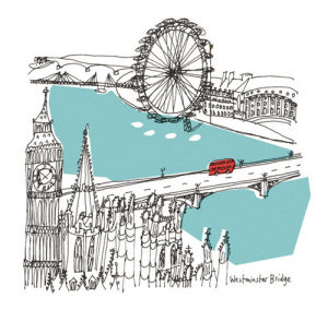 London I by Susie Brooks