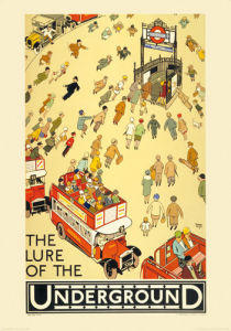 The Lure of the Underground by Transport for London
