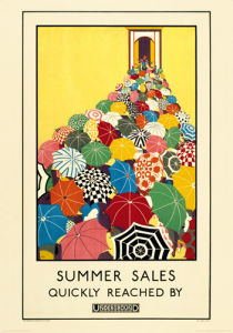 Summer Sales Quickly Reached (large) by Transport for London