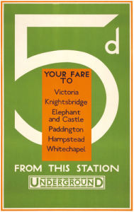 5d Your Fare to: Victoria by Transport for London