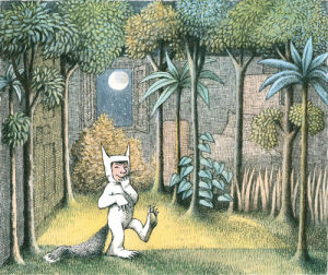 A Forest Grew by Maurice Sendak