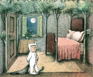 Max's Room by Maurice Sendak