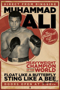 Muhammad Ali - Vintage by Anonymous