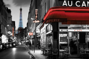 Rue Parisienne by Anonymous