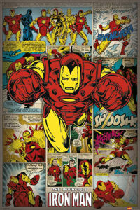 Iron Man - Retro by Marvel Comics