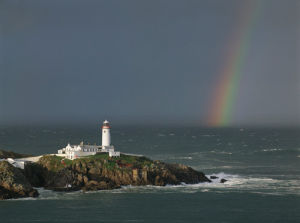 Fanad Head I by Jean Guichard