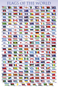 Flags of the World by Anonymous