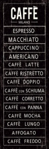 Caffe by The Vintage Collection