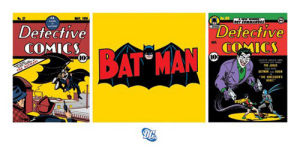 Batman - Triptych by DC Comics