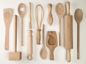 Kitchen Utensils 27 by Assaf Frank