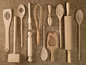 Kitchen Utensils 56 by Assaf Frank
