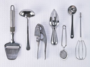 Kitchen Utensils 18A by Assaf Frank