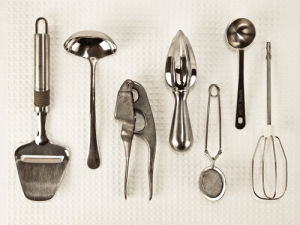 Kitchen Utensils 18B by Assaf Frank