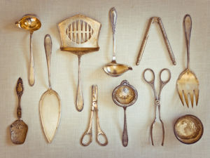Cutlery 20 by Assaf Frank