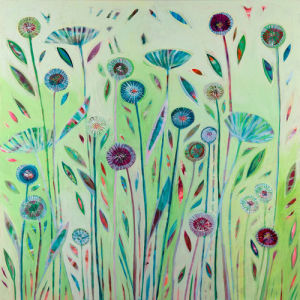 Green Dreams by Shyama Ruffell