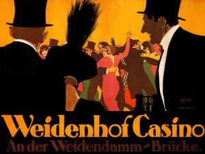 Weidenhof Casino, 1913 by Ernst Lubbert