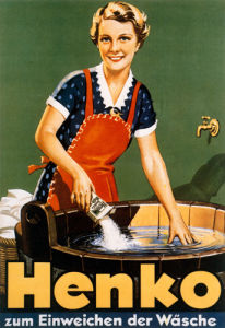 Henko Washing Powder, 1933 by Anonymous
