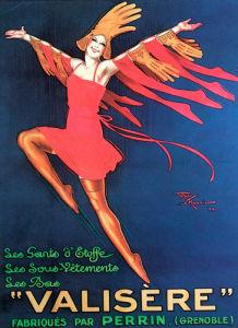 Valisere Underwear, 1924 by Henry de Meunier