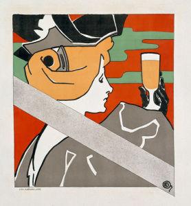 Koekelberg Brewery, 1896 by Emile Berchmans