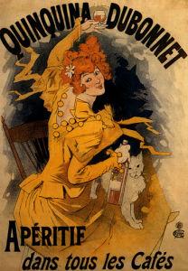 Quinquina Dubonnet, 1896 by Jules Cheret