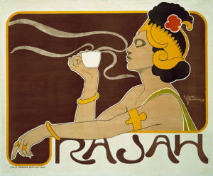 Rajah Tea, 1897 by Henri Meunier