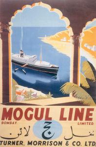 Mogul Line, Bombay 1935 by Anonymous
