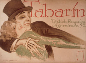 Tabarin Dance Café, 1912 by Ernst Deutsch