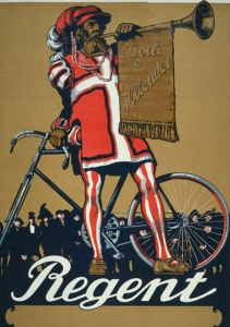 Regent Cycles, 1910 by Anonymous