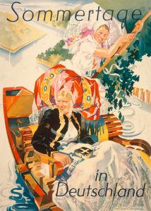 Sommertage in Deutschland, 1935 by Axster Heutlass