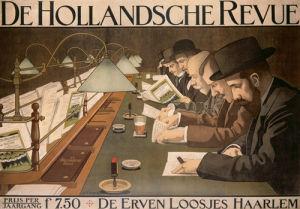 De Hollandsche Revue, 1899 by Johan Georg van Caspel