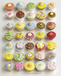 Cupcakes by Howard Shooter