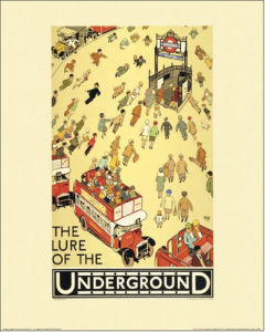 Lure of the Underground by Transport for London