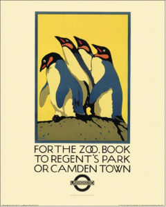 For The Zoo by Transport for London