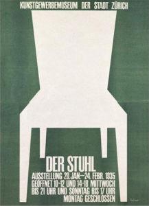 Der Stuhl (The Chair) by Artur Bofinger