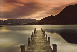 Ullswater (large) by Mel Allen
