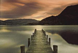 Ullswater (small) by Mel Allen