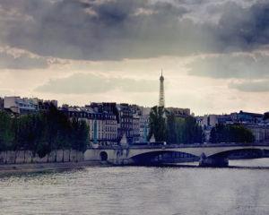 Paris Ink by Keri Bevan