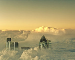 Head in the Clouds by Keri Bevan