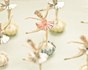 Vintage Dancers I by Keri Bevan
