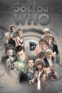 Doctor Who - Doctors Through Time by Anonymous