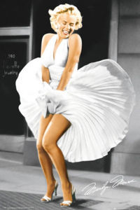 Marilyn Monroe - Seven Year Itch by Anonymous