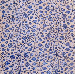 Wallpaper Design by Gertrude Jekyll